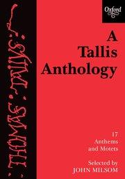Anthology - 17 motets, anthems and partsongs image