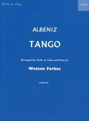 Tango from 'Suite España op.165' image