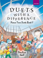 Duets with a difference image