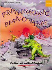 Prehistoric piano time image