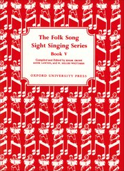Folk Song Sight Singing Book 5