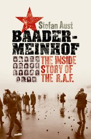 Cover for   Baader-Meinhof