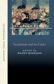Secularism and Its Critics