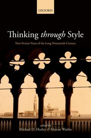 Cover for Thinking Through Style