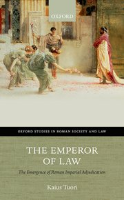 Cover for   The Emperor of Law