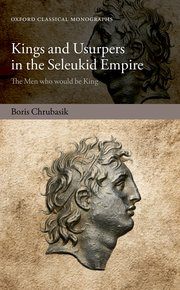 Cover for   Kings and Usurpers in the Seleukid Empire