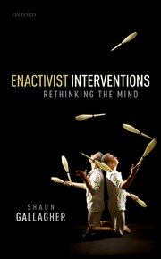 Enactivist Interventions: Rethinking the Mind Book Cover
