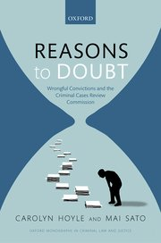 Cover for   Reasons to Doubt