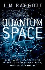Cover for   Quantum Space