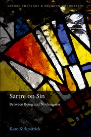 Sartre on Sin: Between Being and Nothingness Book Cover