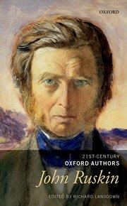 Cover for   John Ruskin