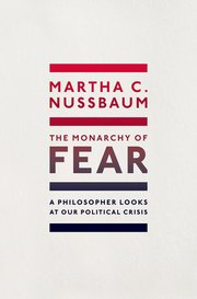 Cover for The Monarchy of Fear