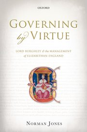 Cover for   Governing by Virtue