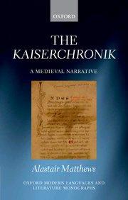 Cover for   The Kaiserchronik