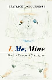 I, Me, Mine: Back to Kant, and Back Again Couverture du livre