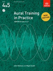 Aural Training in Practice, ABRSM Grades 4 and 5, with CD