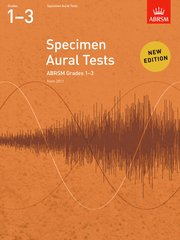 Specimen Aural Tests, Grades 1-3