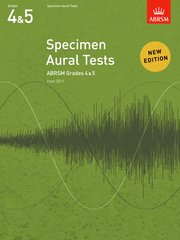 Specimen Aural Tests, Grades 4 and 5