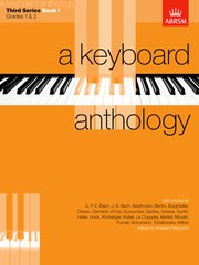 A Keyboard Anthology Third Series Book I