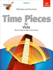 Time Pieces for Viola, Volume 2