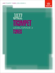 Jazz Trumpet Level/Grade 2 Tunes, Part and Score and CD