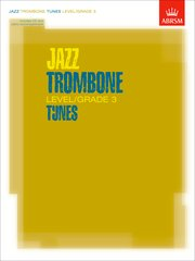 Jazz Trombone Level/Grade 3 Tunes, Part and Score and CD