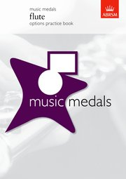 Music Medals Flute Options Practice Book