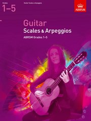 Guitar Scales and Arpeggios, Grades 1-5