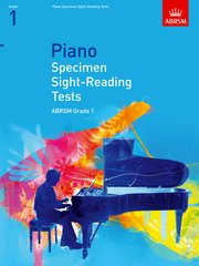 Piano Specimen Sight-Reading Tests, Grade 1