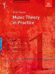 Music Theory in Practice, Grade 1 Cover