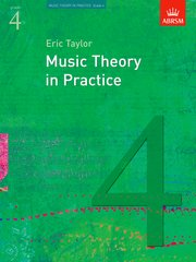 Music Theory in Practice, Grade 4 Cover