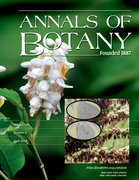Cover for Annals of Botany