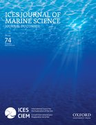 Cover for ICES Journal of Marine Science