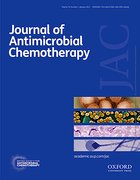Cover for Journal of Antimicrobial Chemotherapy