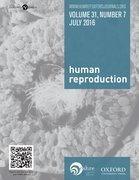 Cover for Human Reproduction