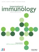 Cover for International Immunology