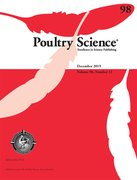 Cover for Poultry Science