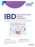 Cover for Inflammatory Bowel Diseases