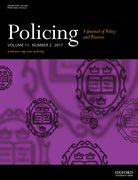 Cover for Policing: A Journal of Policy and Practice