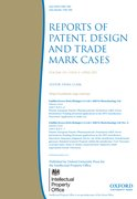 Cover for Reports of Patent, Design and Trade Mark Cases