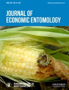 Cover for Journal of Economic Entomology