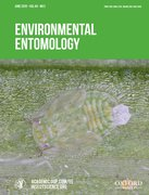 Cover for Environmental Entomology - 19382936