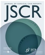 Cover for Journal of Surgical Case Reports