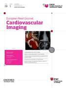 Cover for European Heart Journal - Cardiovascular Imaging - 20472412