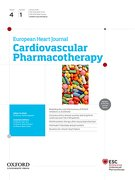 Cover for European Heart Journal - Cardiovascular Pharmacotherapy - 20556845