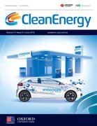 Cover for Clean Energy