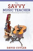 Cover for The Savvy Music Teacher