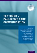 Cover for Textbook of Palliative Care Communication