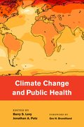 Cover for Climate Change and Public Health