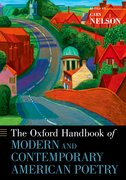 Cover for The Oxford Handbook of Modern and Contemporary American Poetry